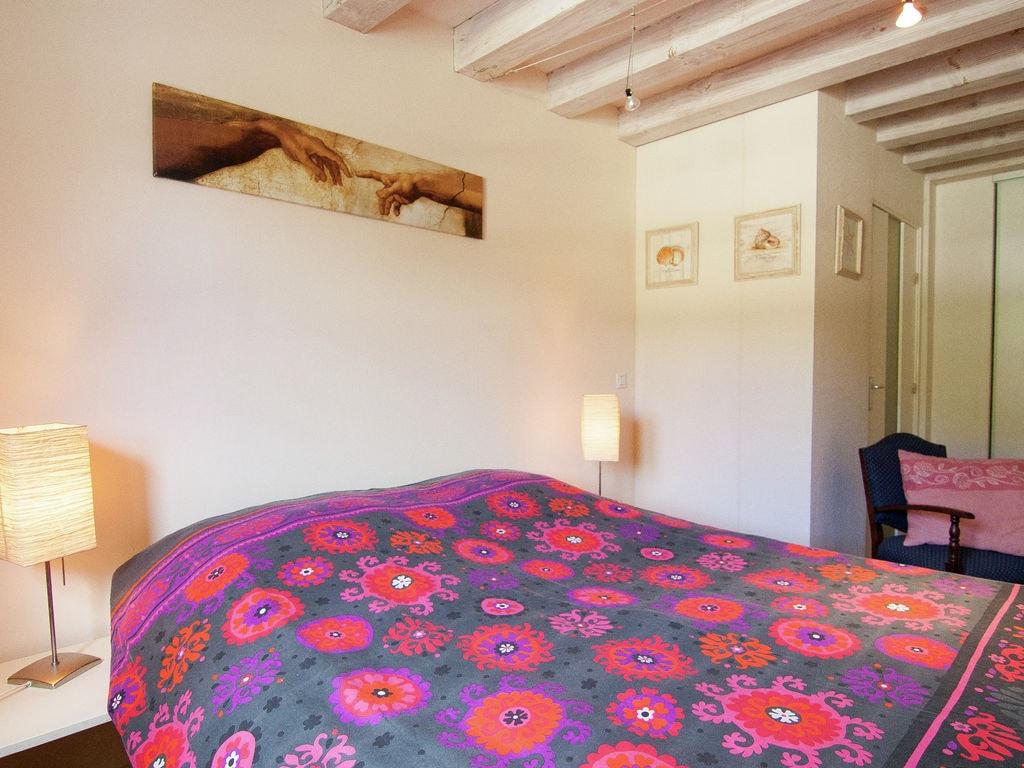 Ferienhaus für Behinderte geeignet auf einem Landgut mit einem beheizten Pool (465005), Cherves Châtelars, Charente, Poitou-Charentes, Frankreich, Bild 13