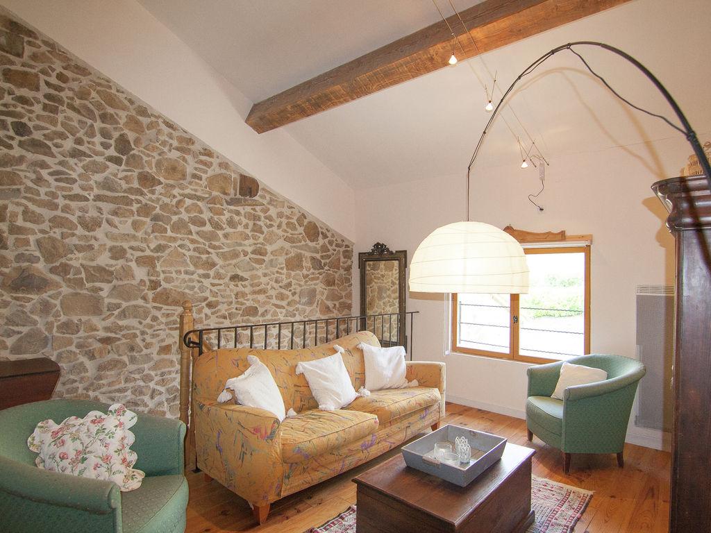 Ferienhaus für Behinderte geeignet auf einem Landgut mit einem beheizten Pool (465005), Cherves Châtelars, Charente, Poitou-Charentes, Frankreich, Bild 6