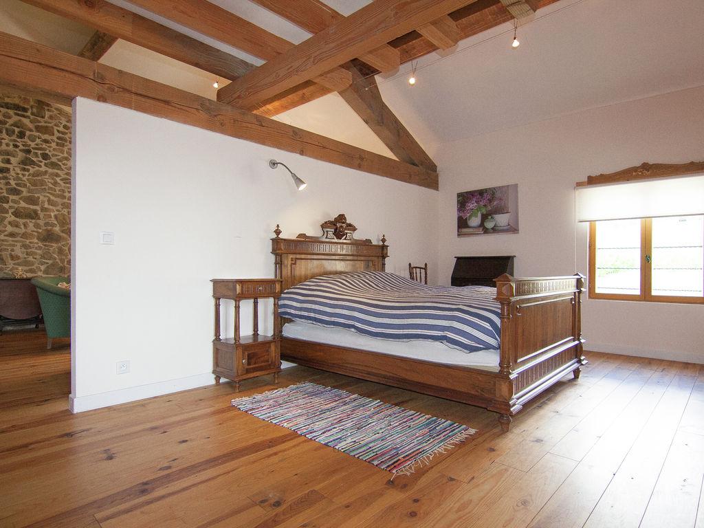 Ferienhaus für Behinderte geeignet auf einem Landgut mit einem beheizten Pool (465005), Cherves Châtelars, Charente, Poitou-Charentes, Frankreich, Bild 15