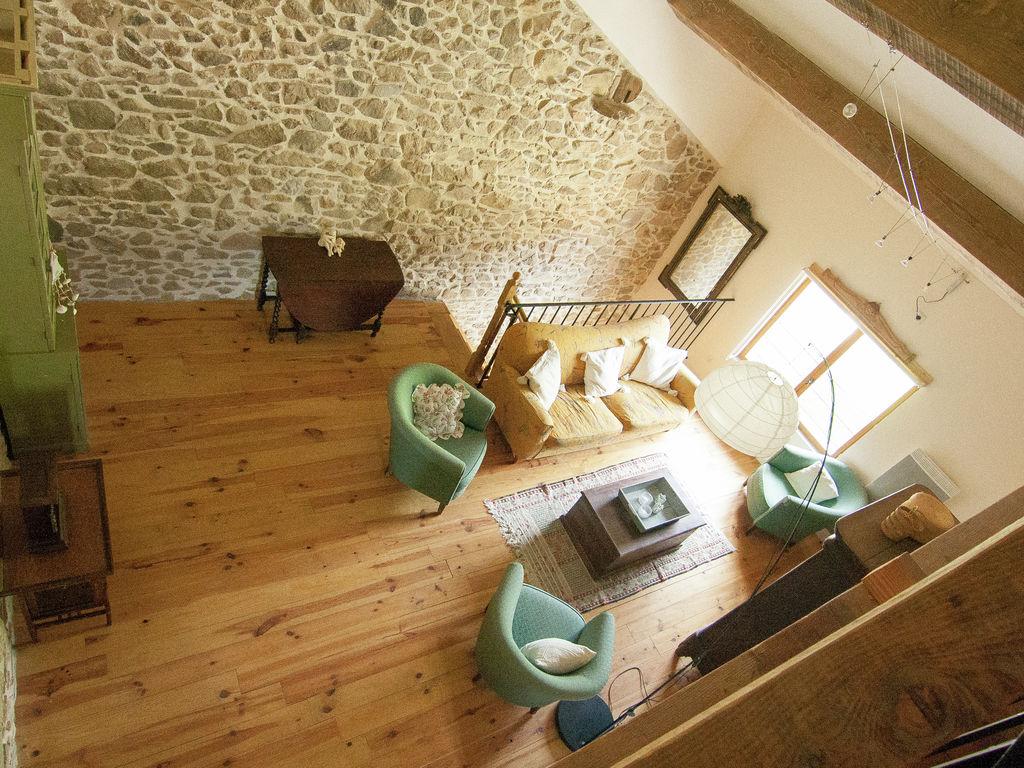 Ferienhaus für Behinderte geeignet auf einem Landgut mit einem beheizten Pool (465005), Cherves Châtelars, Charente, Poitou-Charentes, Frankreich, Bild 9