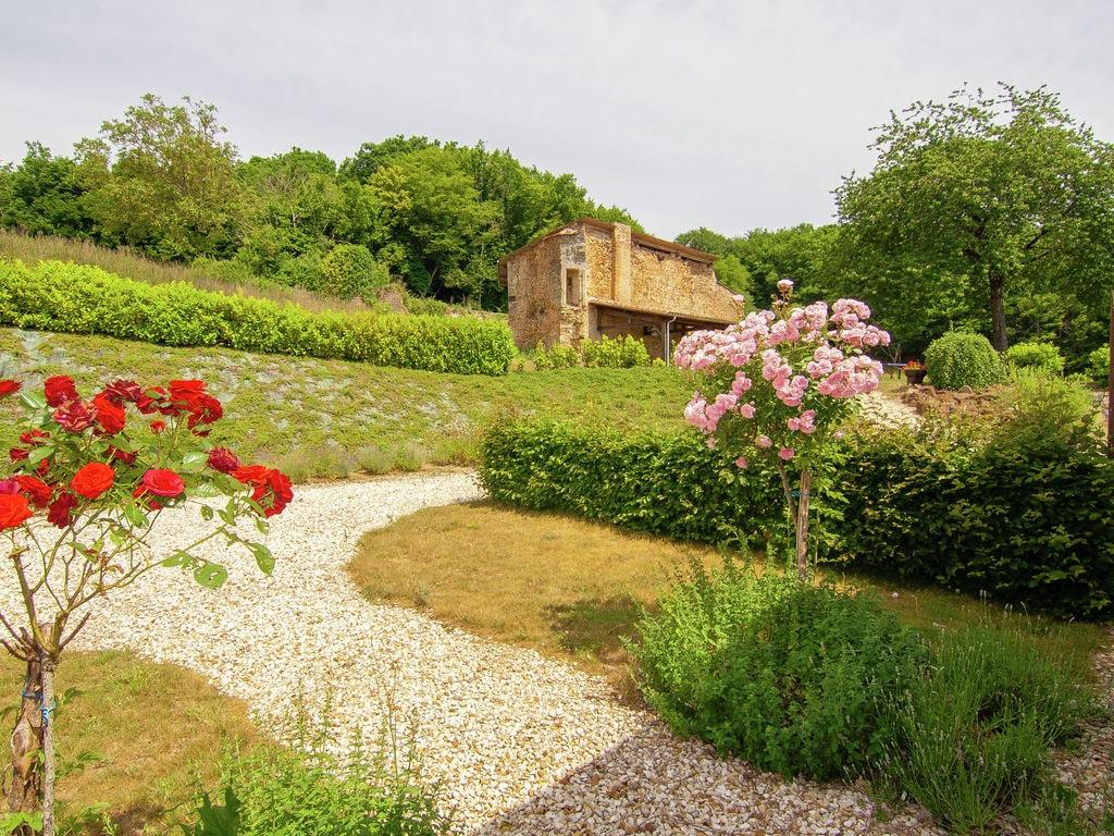 Ferienhaus für Behinderte geeignet auf einem Landgut mit einem beheizten Pool (465005), Cherves Châtelars, Charente, Poitou-Charentes, Frankreich, Bild 21