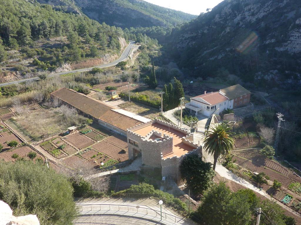 Ferienhaus Moderne Villa in Katalonien mit Swimmingpool (449919), Pratdip, Tarragona, Katalonien, Spanien, Bild 27