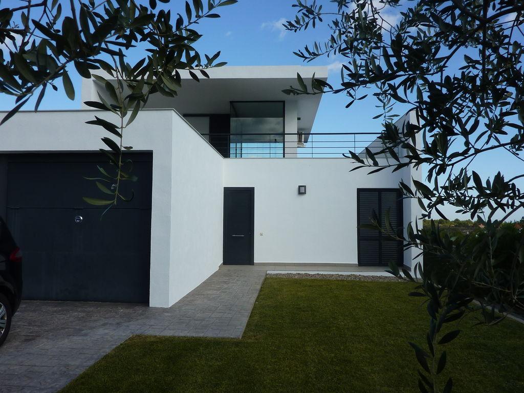 Ferienhaus Moderne Villa in Katalonien mit Swimmingpool (449919), Pratdip, Tarragona, Katalonien, Spanien, Bild 2