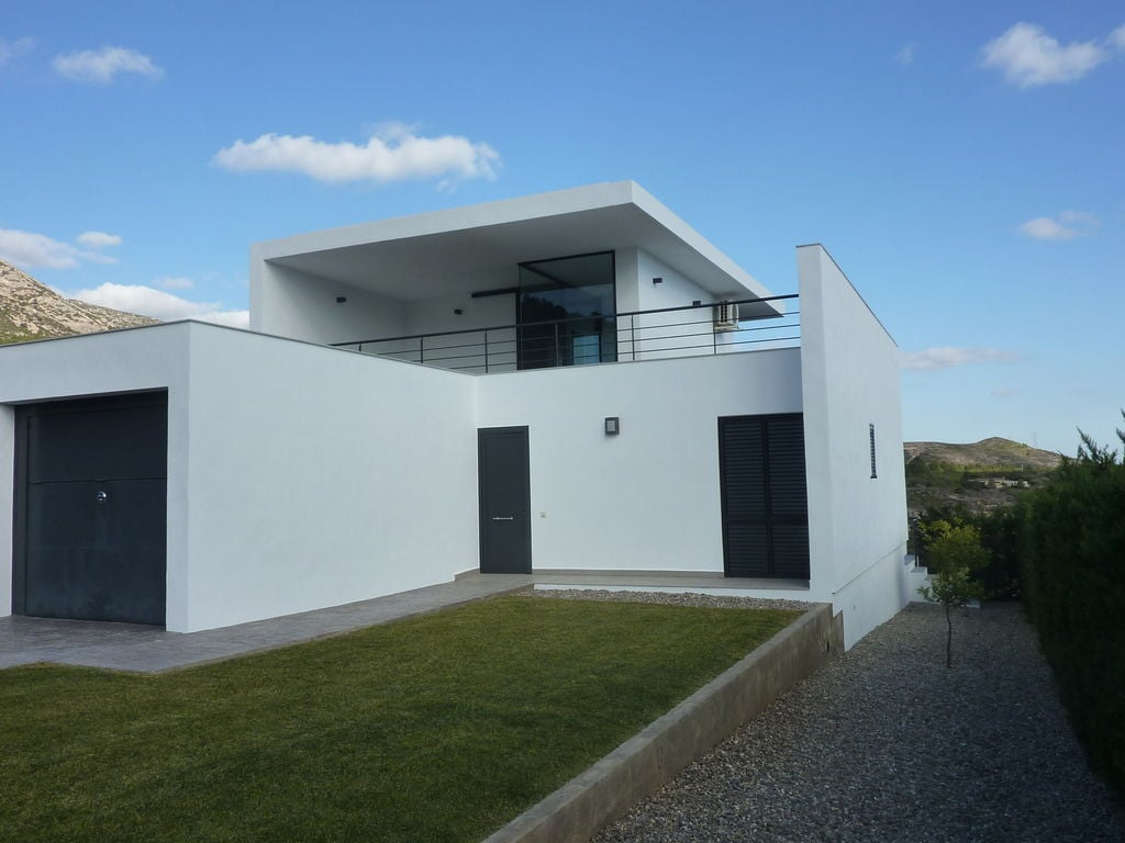 Ferienhaus Moderne Villa in Katalonien mit Swimmingpool (449919), Pratdip, Tarragona, Katalonien, Spanien, Bild 8
