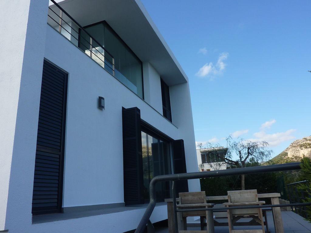Ferienhaus Moderne Villa in Katalonien mit Swimmingpool (449919), Pratdip, Tarragona, Katalonien, Spanien, Bild 4
