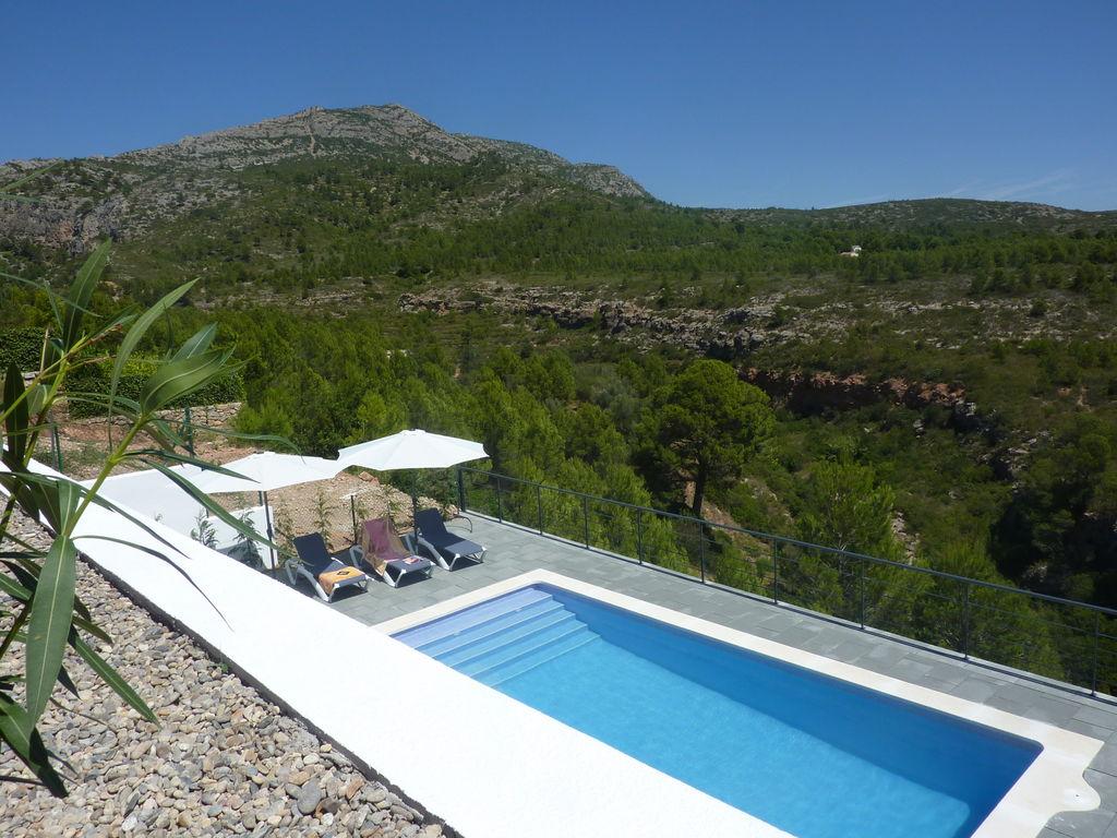 Ferienhaus Moderne Villa in Katalonien mit Swimmingpool (449919), Pratdip, Tarragona, Katalonien, Spanien, Bild 1
