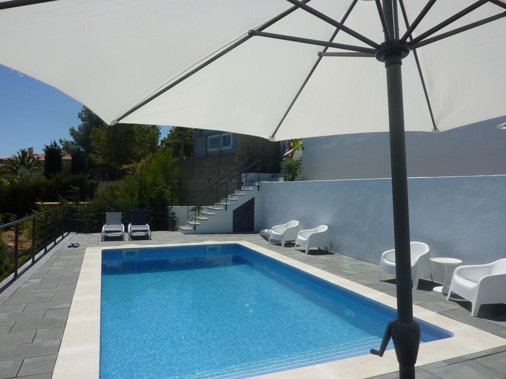 Ferienhaus Moderne Villa in Katalonien mit Swimmingpool (449919), Pratdip, Tarragona, Katalonien, Spanien, Bild 5