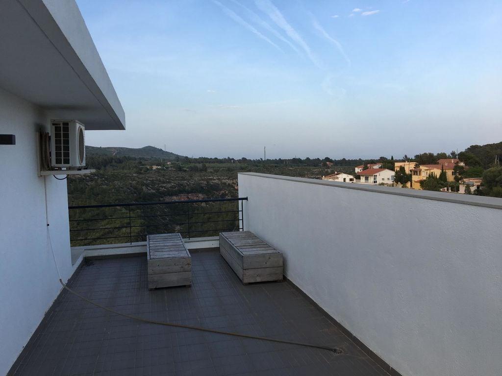 Ferienhaus Moderne Villa in Katalonien mit Swimmingpool (449919), Pratdip, Tarragona, Katalonien, Spanien, Bild 23