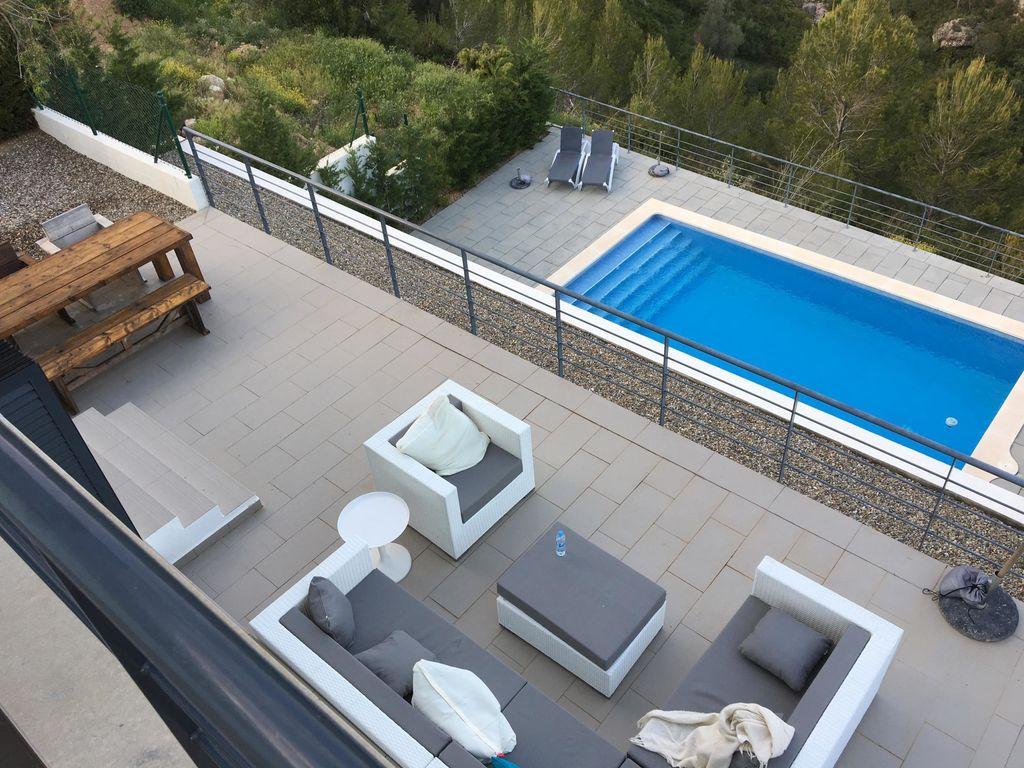 Ferienhaus Moderne Villa in Katalonien mit Swimmingpool (449919), Pratdip, Tarragona, Katalonien, Spanien, Bild 7