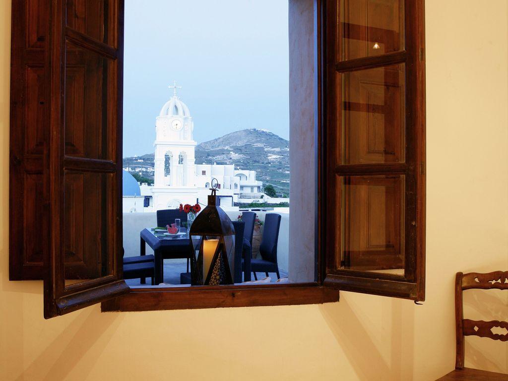 Ferienhaus Mansion Kyani (455212), Megalochori, Santorini, Kykladen, Griechenland, Bild 13