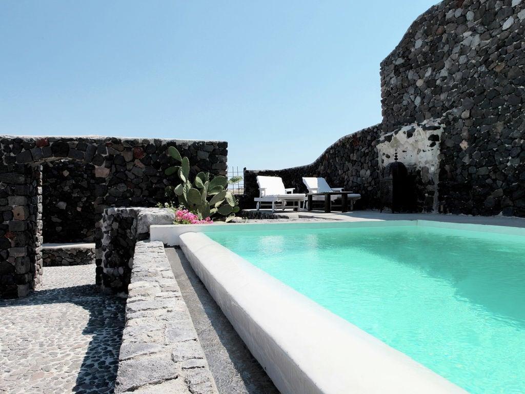 Ferienhaus Mansion Kyani (455212), Megalochori, Santorini, Kykladen, Griechenland, Bild 9