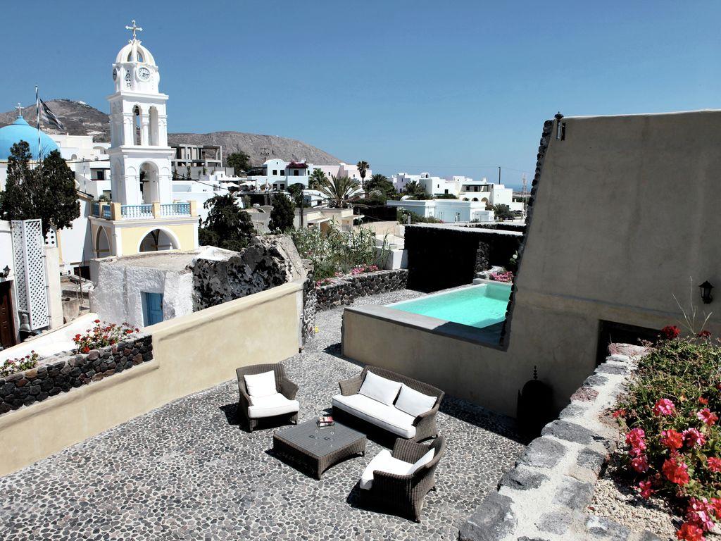 Ferienhaus Mansion Kyani (455212), Megalochori, Santorini, Kykladen, Griechenland, Bild 14