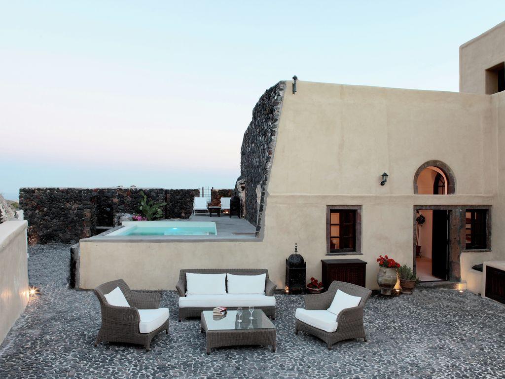 Ferienhaus Mansion Kyani (455212), Megalochori, Santorini, Kykladen, Griechenland, Bild 3