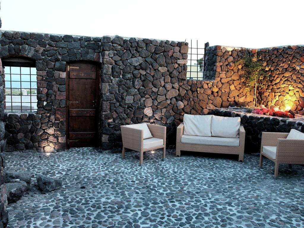Ferienhaus Mansion Kyani (455212), Megalochori, Santorini, Kykladen, Griechenland, Bild 39