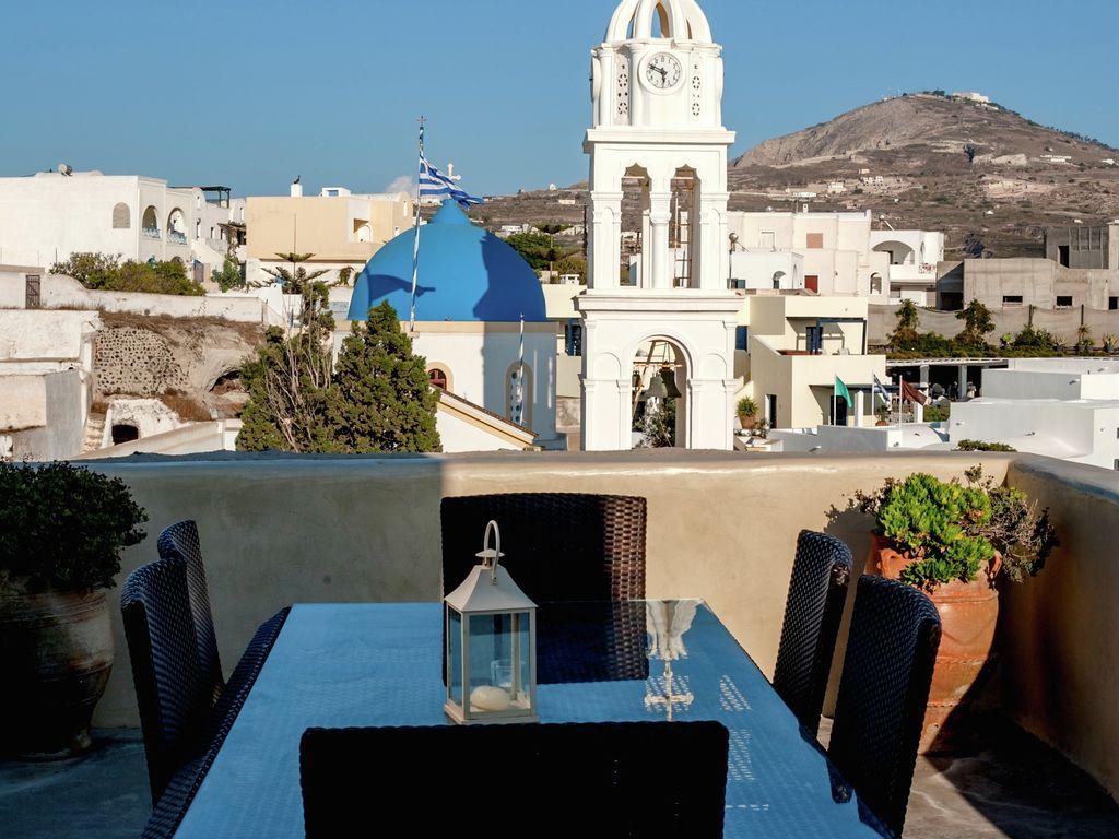 Ferienhaus Mansion Kyani (455212), Megalochori, Santorini, Kykladen, Griechenland, Bild 37