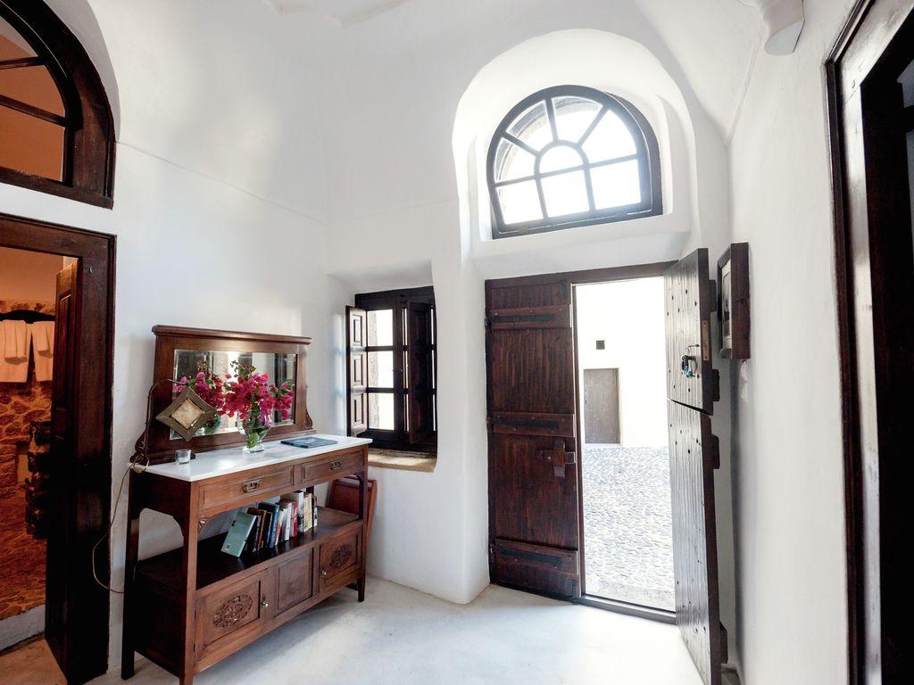 Ferienhaus Mansion Kyani (455212), Megalochori, Santorini, Kykladen, Griechenland, Bild 19