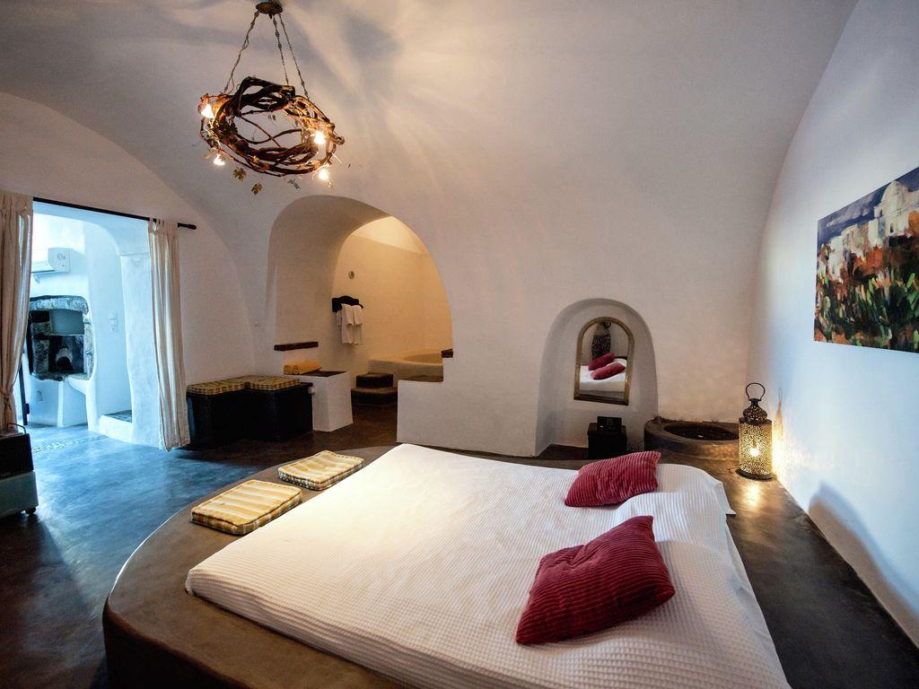 Ferienhaus Mansion Kyani (455212), Megalochori, Santorini, Kykladen, Griechenland, Bild 26