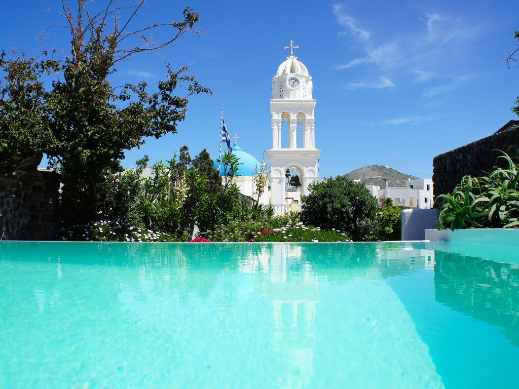 Ferienhaus Mansion Kyani (455212), Megalochori, Santorini, Kykladen, Griechenland, Bild 10
