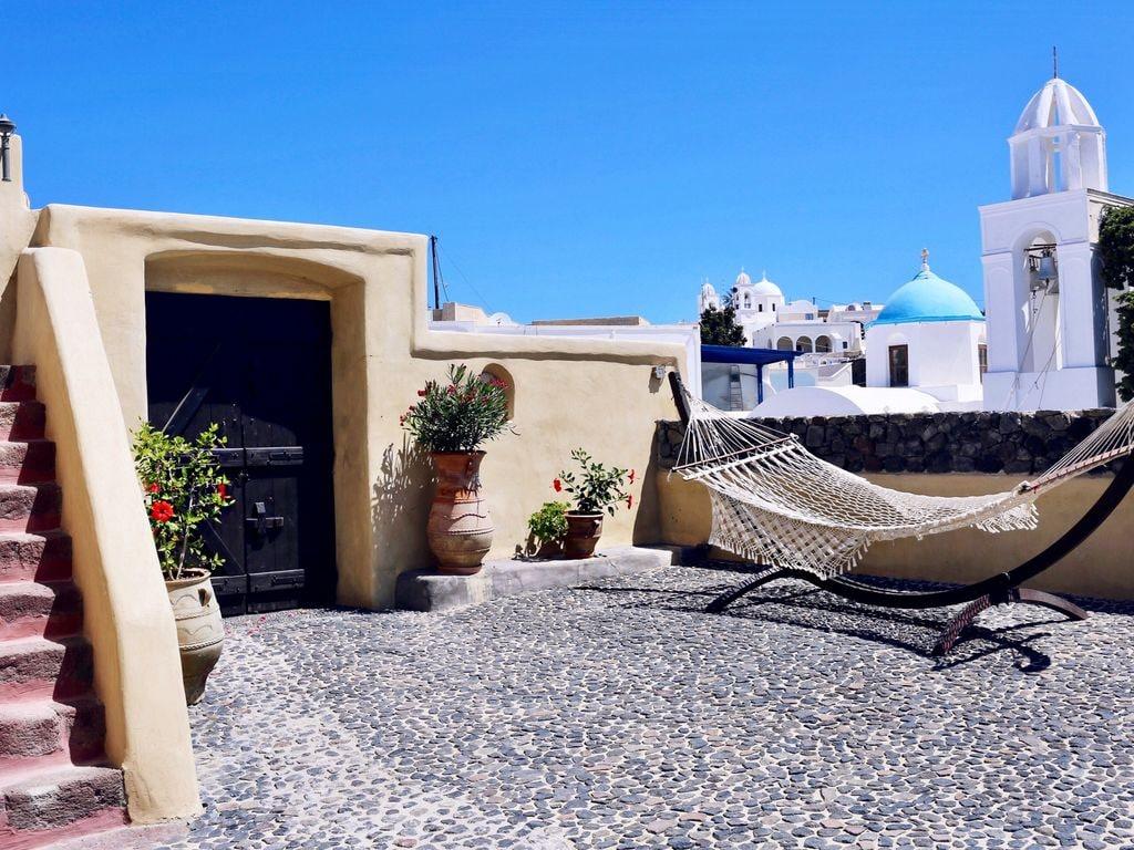 Ferienhaus Mansion Kyani (455212), Megalochori, Santorini, Kykladen, Griechenland, Bild 15
