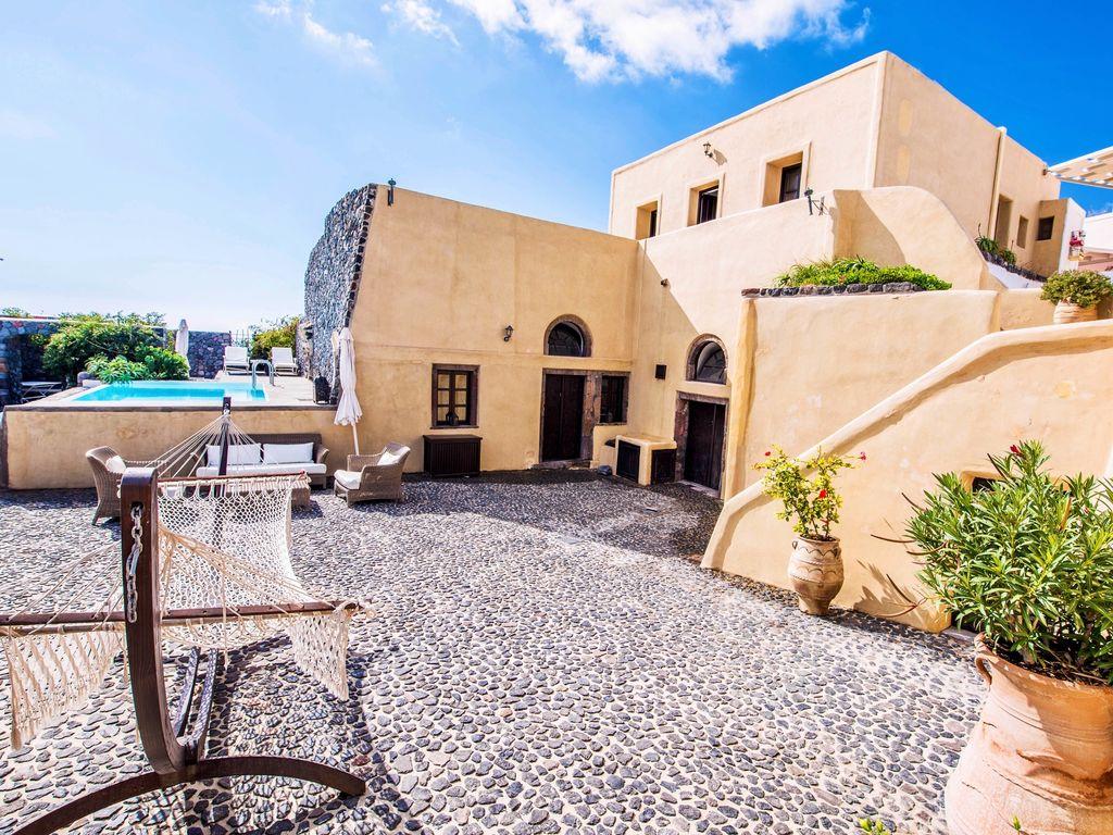 Ferienhaus Mansion Kyani (455212), Megalochori, Santorini, Kykladen, Griechenland, Bild 5