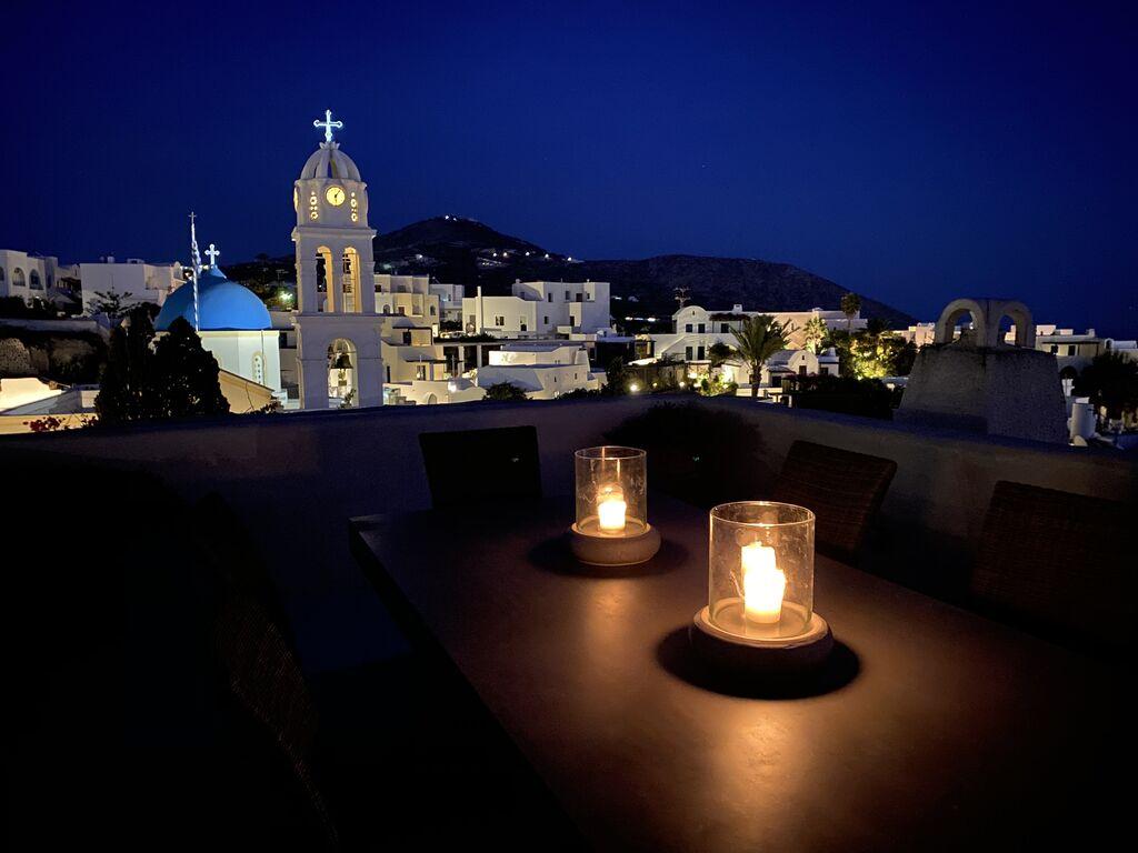 Ferienhaus Komfortable Villa in Megalochori Santorini mit Swimmingpool (455212), Thira, Santorini, Kykladen, Griechenland, Bild 42