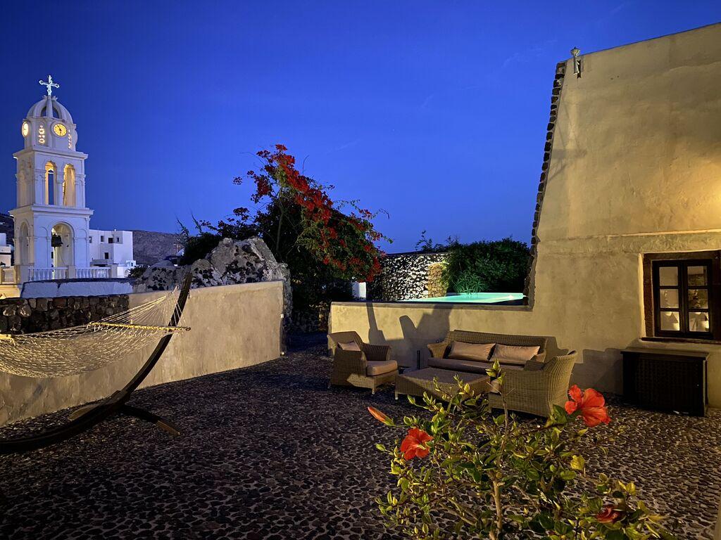 Ferienhaus Komfortable Villa in Megalochori Santorini mit Swimmingpool (455212), Thira, Santorini, Kykladen, Griechenland, Bild 41