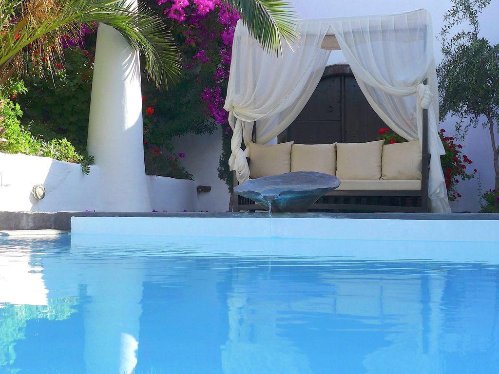 Ferienhaus Geräumige Villa in Megalochori Santorini mit Swimmingpool (455215), Thira, Santorini, Kykladen, Griechenland, Bild 18