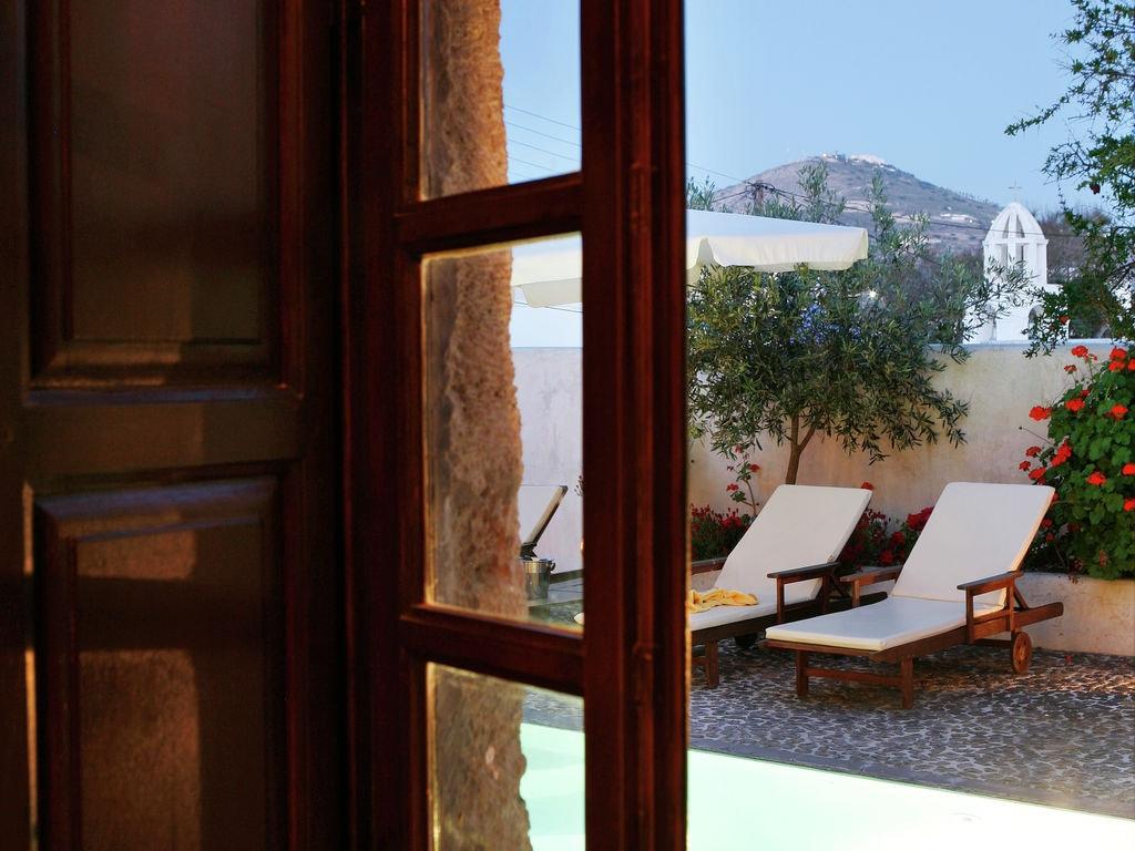 Ferienhaus Geräumige Villa in Megalochori Santorini mit Swimmingpool (455215), Thira, Santorini, Kykladen, Griechenland, Bild 34