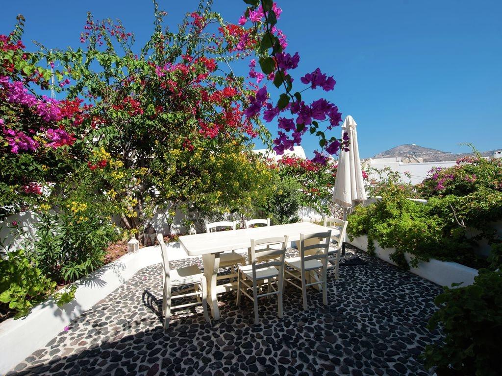 Ferienhaus Geräumige Villa in Megalochori Santorini mit Swimmingpool (455215), Thira, Santorini, Kykladen, Griechenland, Bild 37