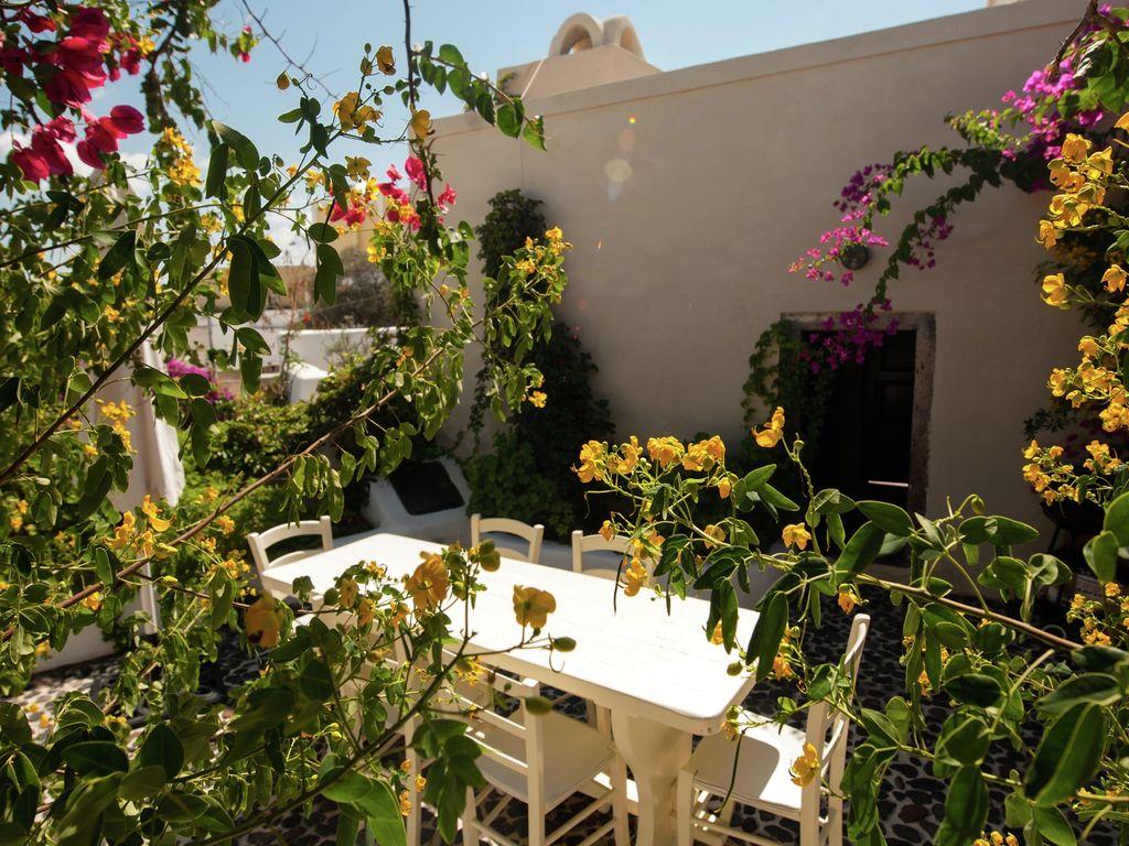 Ferienhaus Geräumige Villa in Megalochori Santorini mit Swimmingpool (455215), Thira, Santorini, Kykladen, Griechenland, Bild 38