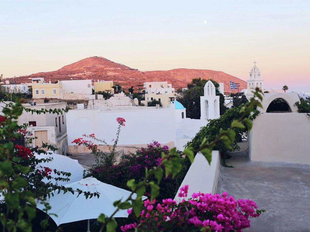 Ferienhaus Geräumige Villa in Megalochori Santorini mit Swimmingpool (455215), Thira, Santorini, Kykladen, Griechenland, Bild 14