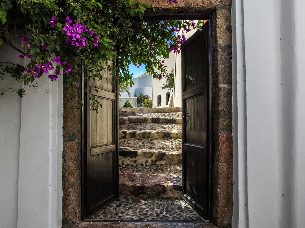 Ferienhaus Geräumige Villa in Megalochori Santorini mit Swimmingpool (455215), Thira, Santorini, Kykladen, Griechenland, Bild 20