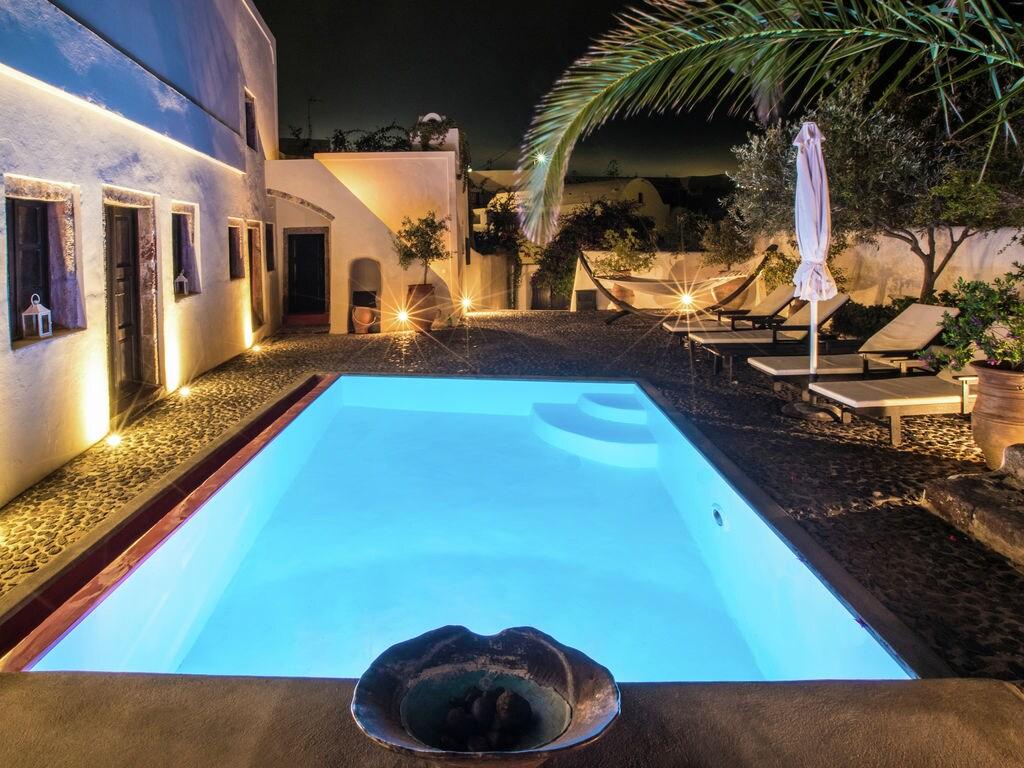 Ferienhaus Geräumige Villa in Megalochori Santorini mit Swimmingpool (455215), Thira, Santorini, Kykladen, Griechenland, Bild 19