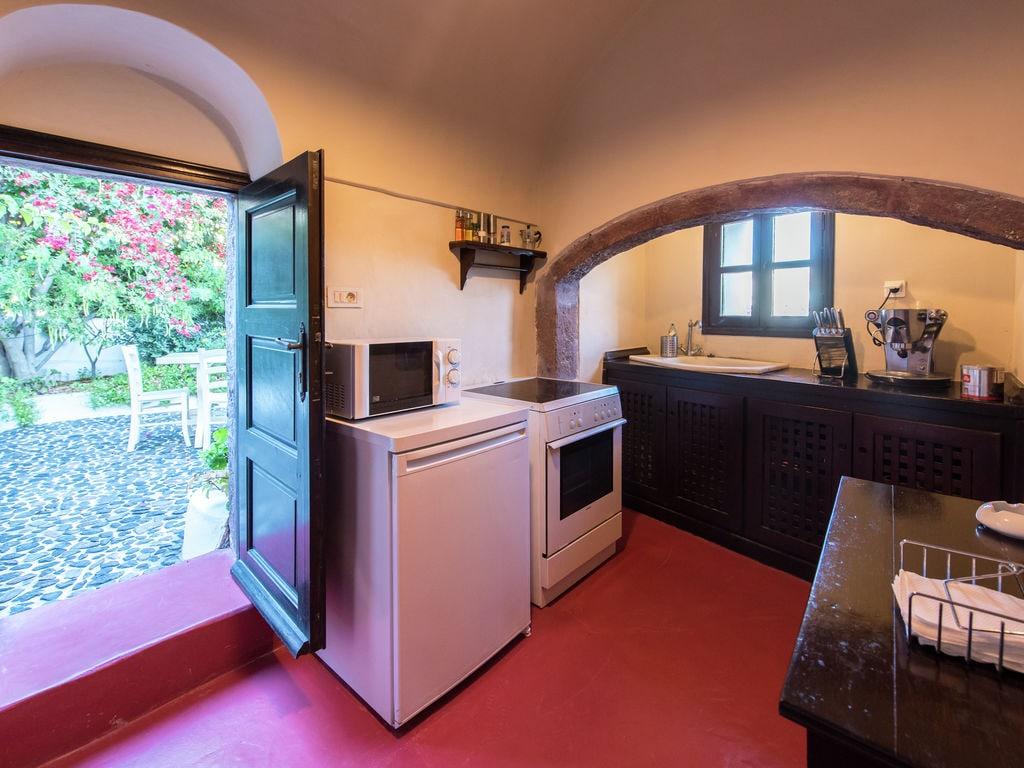 Ferienhaus Geräumige Villa in Megalochori Santorini mit Swimmingpool (455215), Thira, Santorini, Kykladen, Griechenland, Bild 23