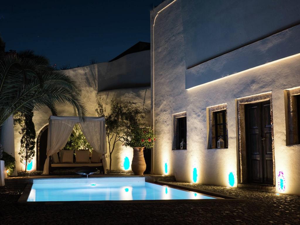 Ferienhaus Geräumige Villa in Megalochori Santorini mit Swimmingpool (455215), Thira, Santorini, Kykladen, Griechenland, Bild 15