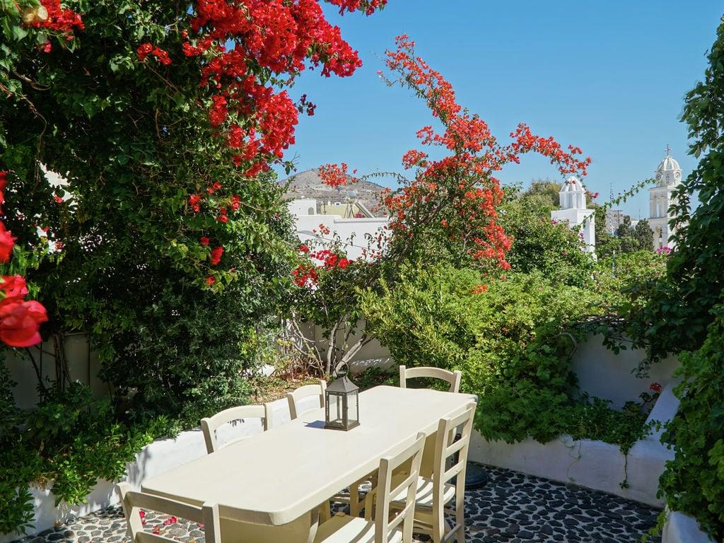 Ferienhaus Geräumige Villa in Megalochori Santorini mit Swimmingpool (455215), Thira, Santorini, Kykladen, Griechenland, Bild 36