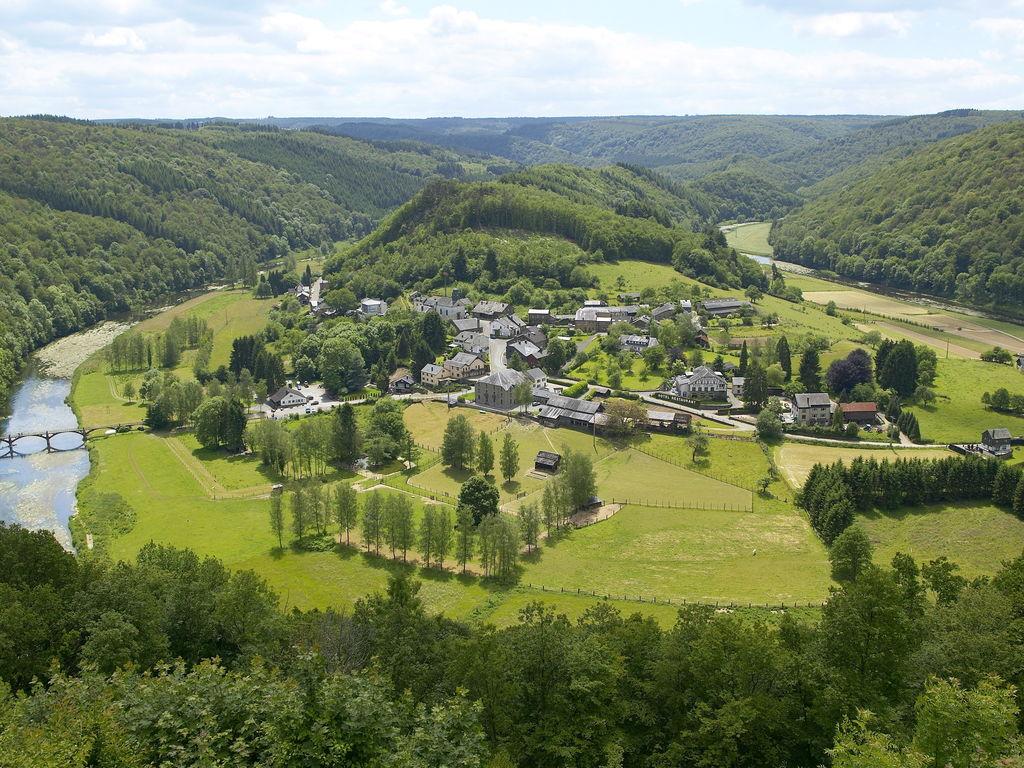 Ferienhaus Ruhiges Ferienhaus mit Garten in Bièvre (472299), Bièvre, Namur, Wallonien, Belgien, Bild 8