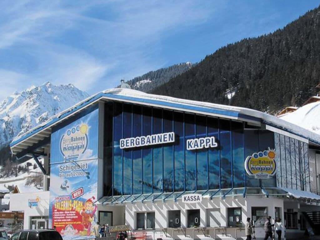 Ferienwohnung Großzügiges Apartment in der Nähe des Skigebiets in Kappl (462613), Kappl, Paznaun - Ischgl, Tirol, Österreich, Bild 36