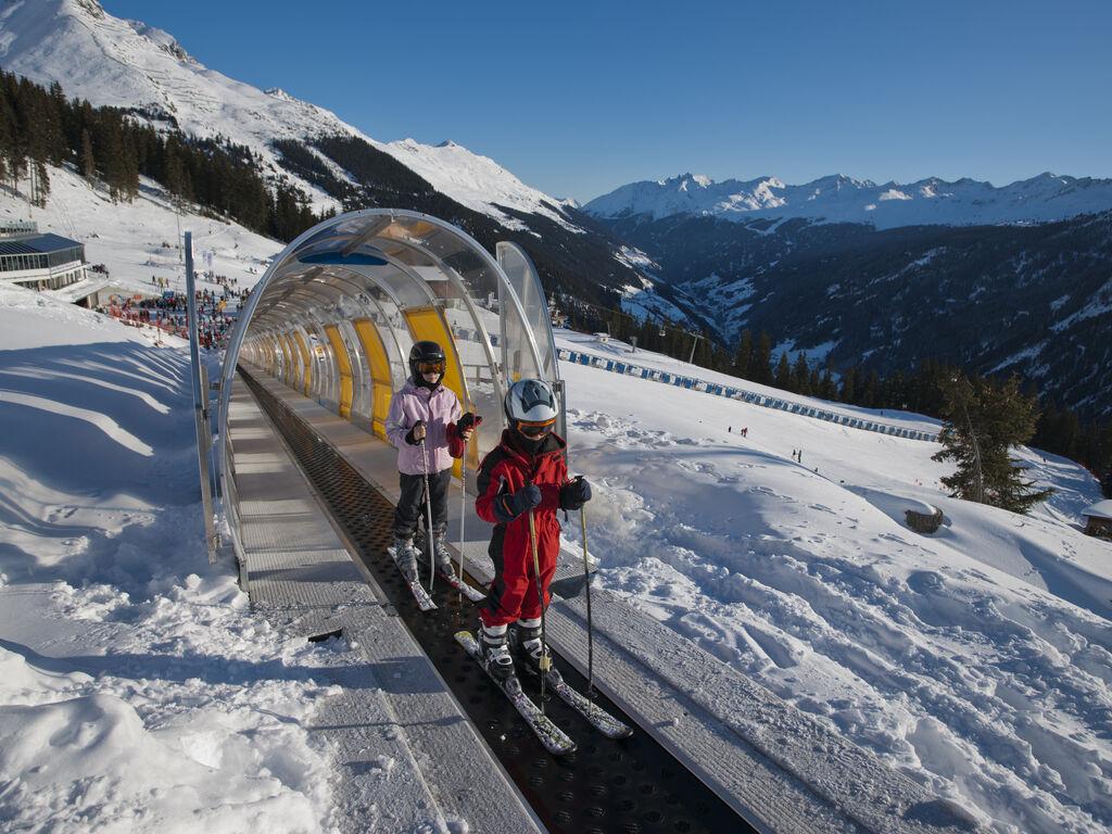 Ferienwohnung Großzügiges Apartment in der Nähe des Skigebiets in Kappl (462613), Kappl, Paznaun - Ischgl, Tirol, Österreich, Bild 35