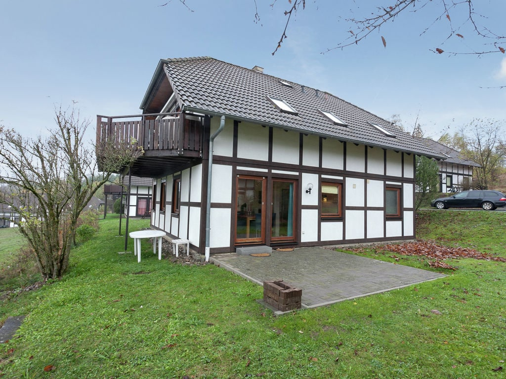 Ferienhaus Modernes Ferienhaus in Frankenau im Nationalpark (477442), Frankenau, Waldecker Land, Hessen, Deutschland, Bild 1