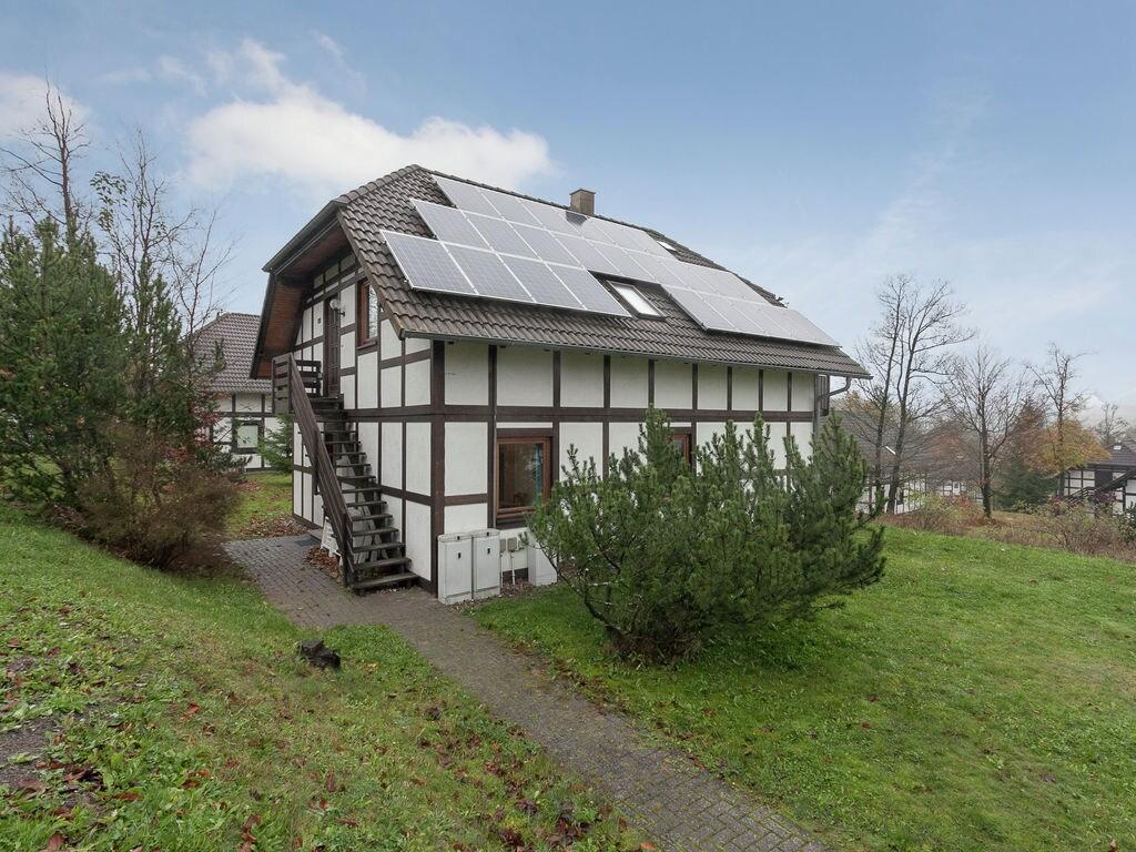 Ferienhaus Modernes Ferienhaus in Frankenau im Nationalpark (477442), Frankenau, Waldecker Land, Hessen, Deutschland, Bild 6