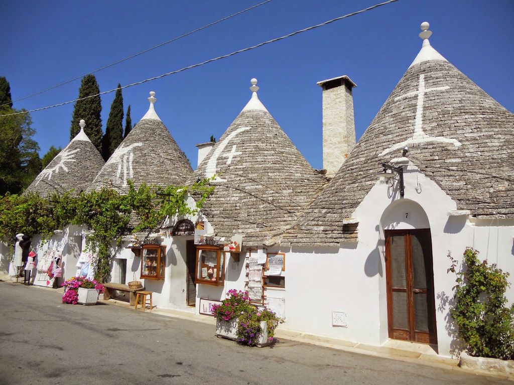 Ferienhaus Gemütliches Cottage in Alberobello mit privatem Garten (468030), Alberobello, Bari, Apulien, Italien, Bild 26