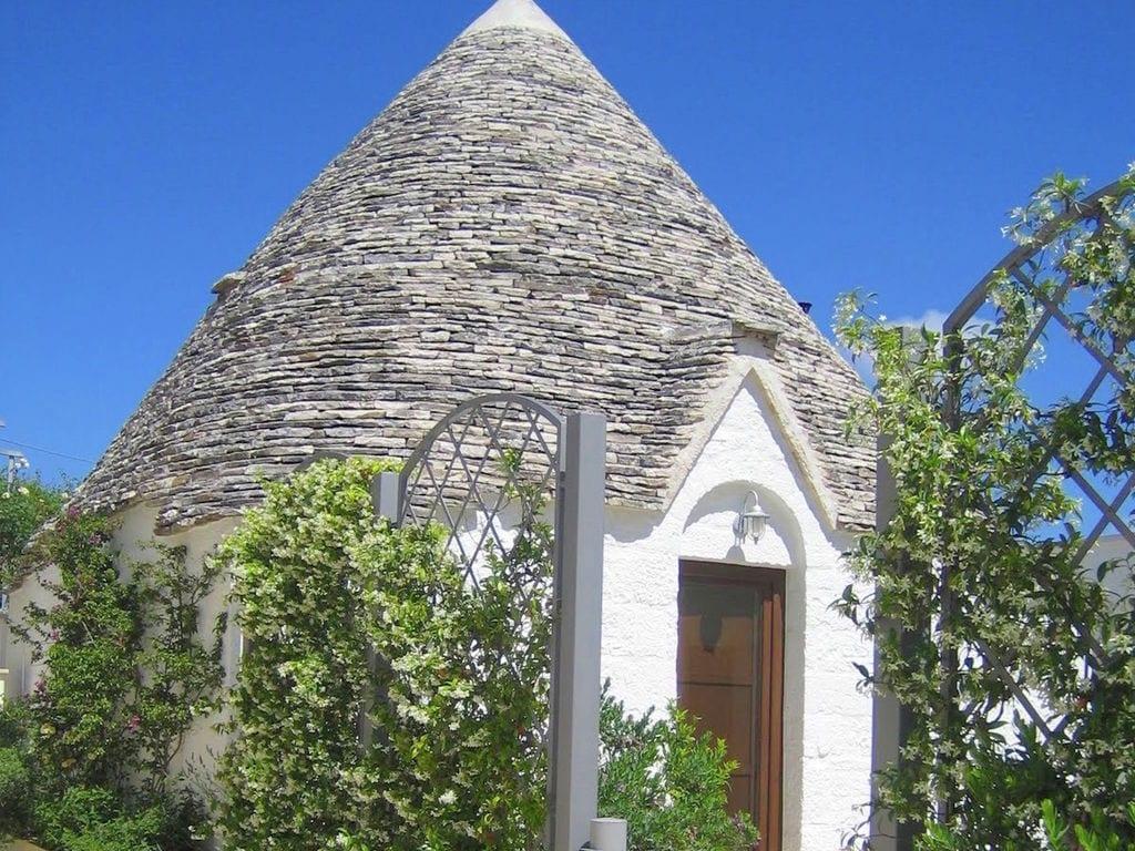 Ferienhaus Gemütliches Cottage in Alberobello mit privatem Garten (468030), Alberobello, Bari, Apulien, Italien, Bild 3