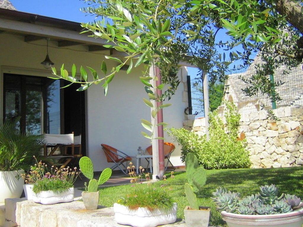 Ferienhaus Gemütliches Cottage in Alberobello mit privatem Garten (468030), Alberobello, Bari, Apulien, Italien, Bild 20