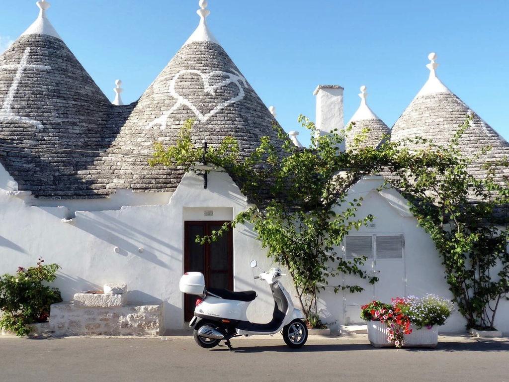 Ferienhaus Gemütliches Cottage in Alberobello mit privatem Garten (468030), Alberobello, Bari, Apulien, Italien, Bild 30