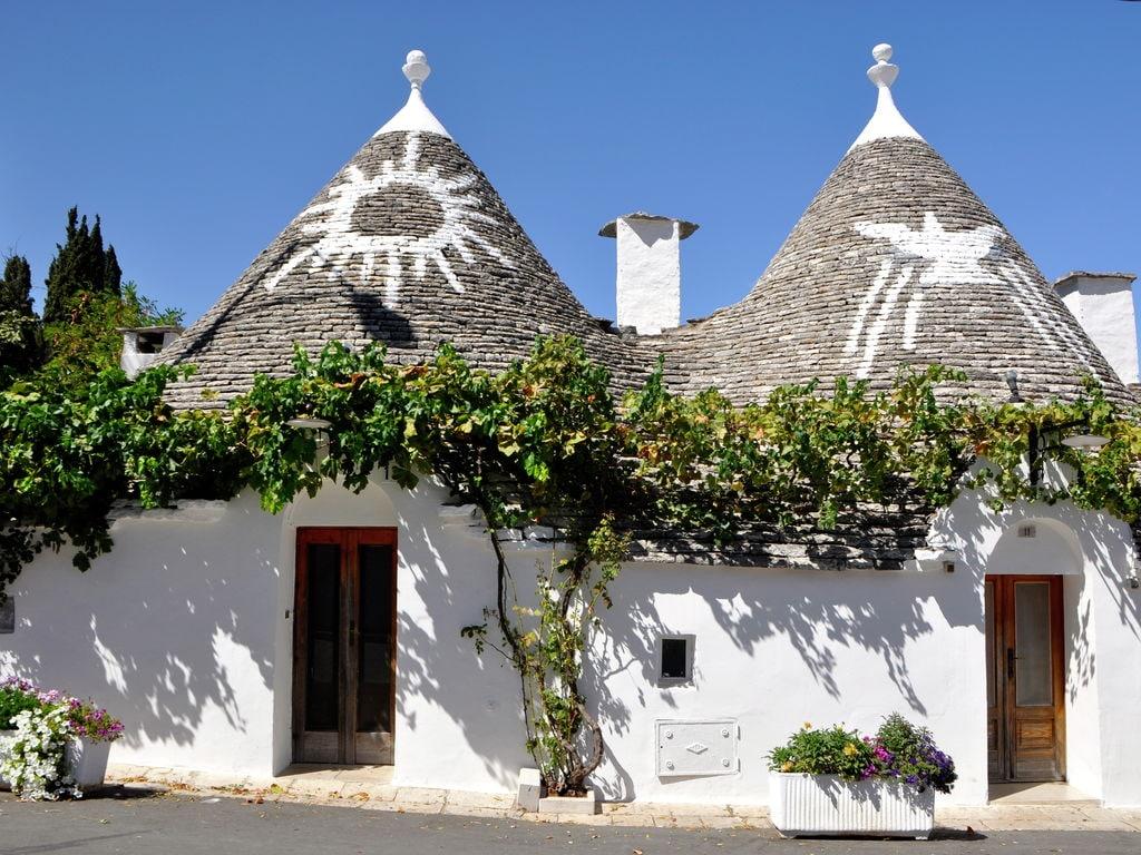 Ferienhaus Gemütliches Cottage in Alberobello mit privatem Garten (468030), Alberobello, Bari, Apulien, Italien, Bild 32
