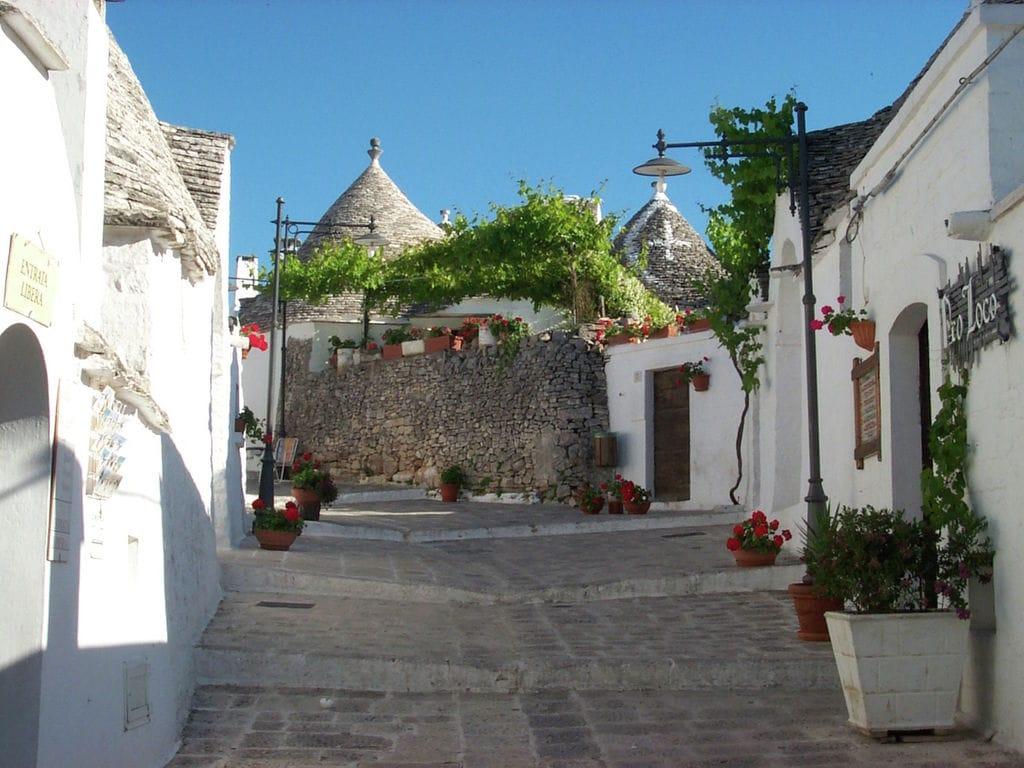 Ferienhaus Gemütliches Cottage in Alberobello mit privatem Garten (468030), Alberobello, Bari, Apulien, Italien, Bild 31