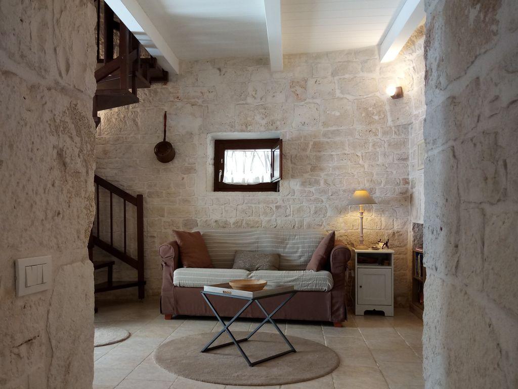 Ferienhaus Gemütliches Cottage in Alberobello mit privatem Garten (468030), Alberobello, Bari, Apulien, Italien, Bild 9