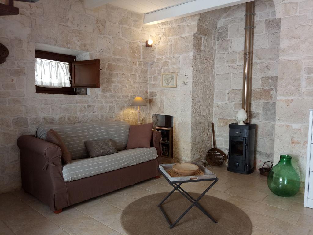Ferienhaus Gemütliches Cottage in Alberobello mit privatem Garten (468030), Alberobello, Bari, Apulien, Italien, Bild 6