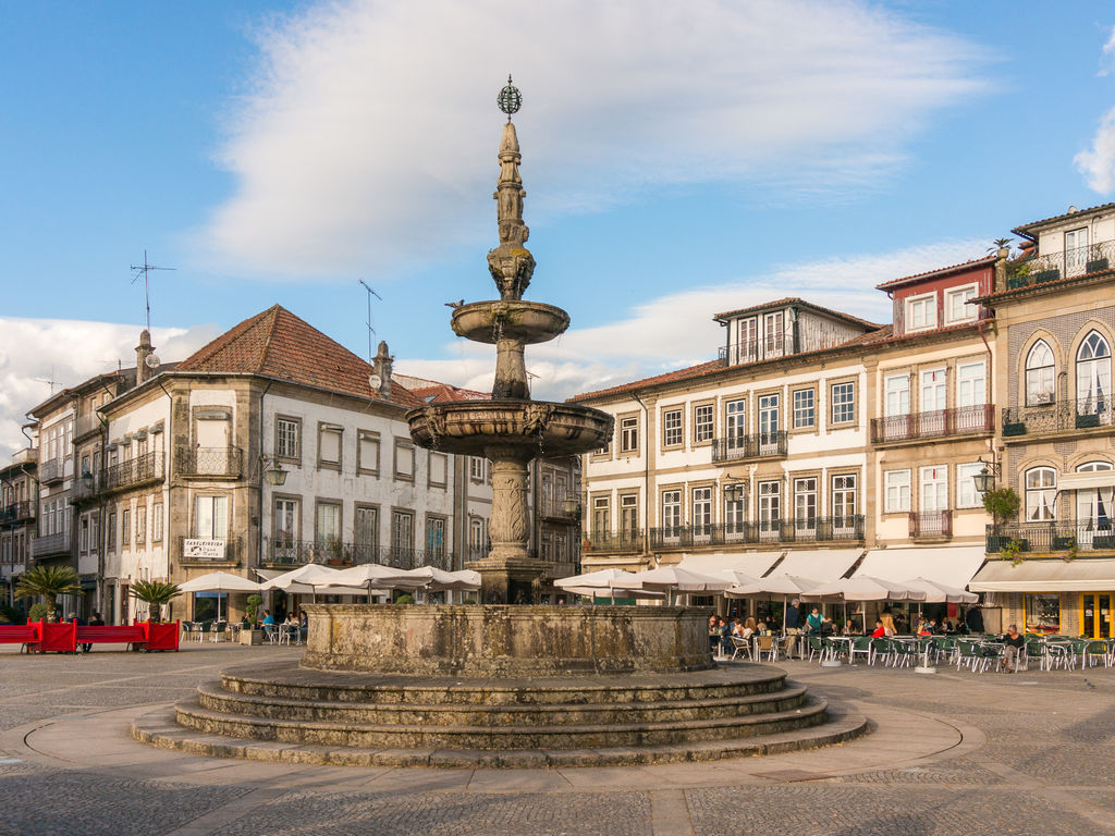 Ferienhaus Freistehendes Ferienhaus mit eigener Terrasse in Arcozelo (480377), Ponte de Lima, , Nord-Portugal, Portugal, Bild 16